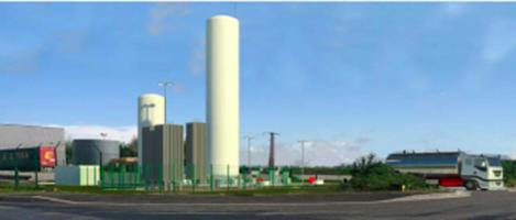 Une station multi-énergies à Gauchy