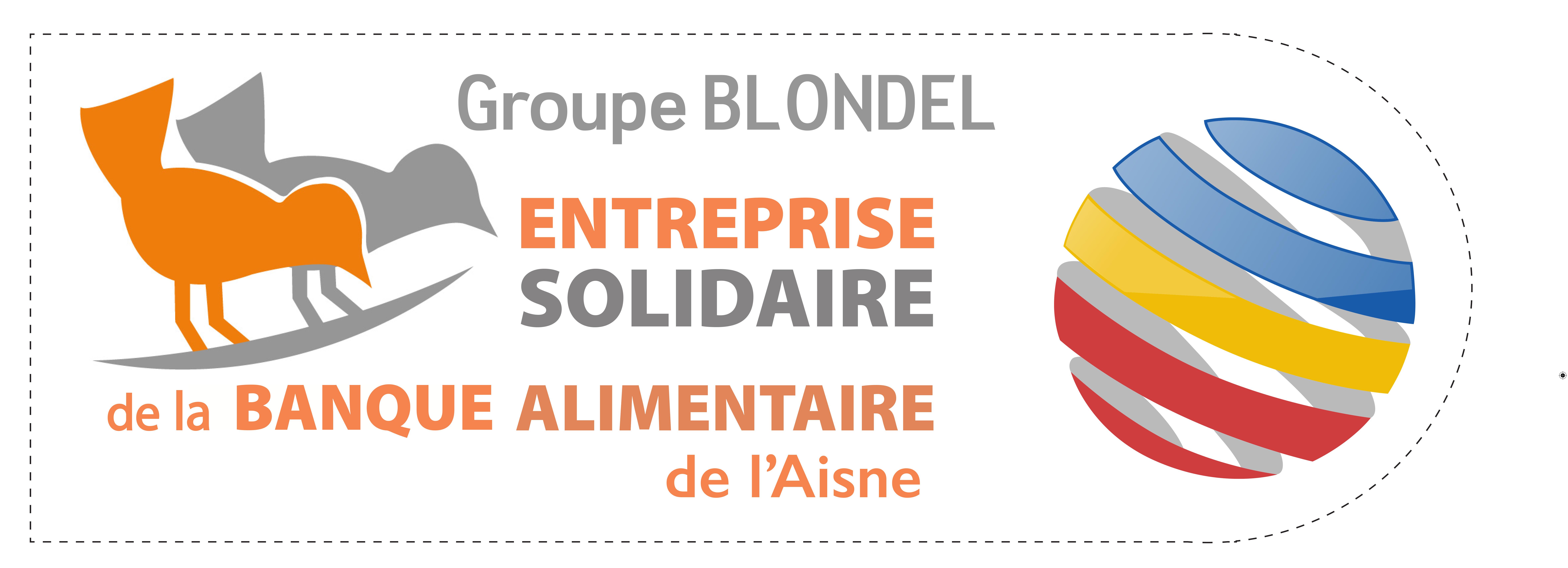 Le Groupe BLONDEL s'engage auprès de la Banque Alimentaire de l'Aisne