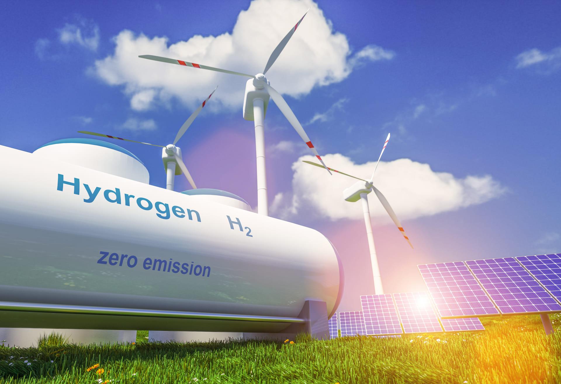 Cap sur l'hydrogène !
